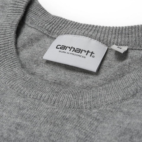 Carhartt Play Off Sweater - Grey