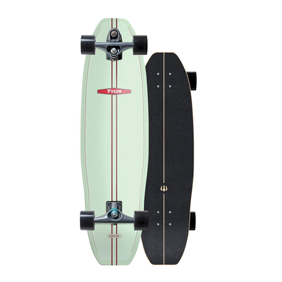"Carver 35.5"" Riddler C7 Skateboards"