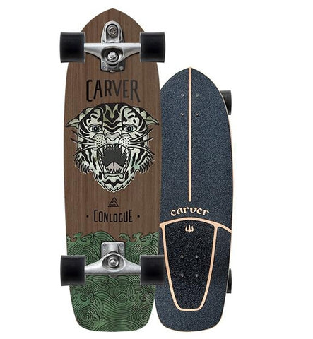 "Carver Skateboard Courtney Conlogue 29.50"" - C7"
