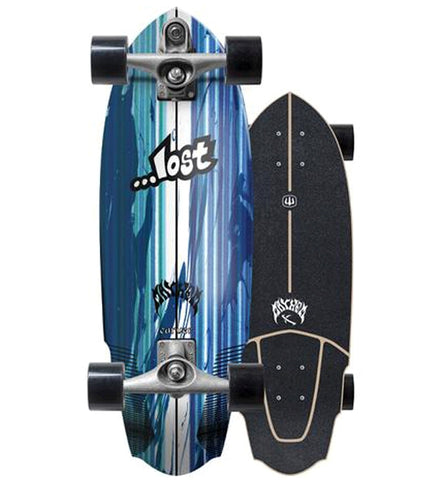 Carver x Lost V3 Rocket C7 Skateboard