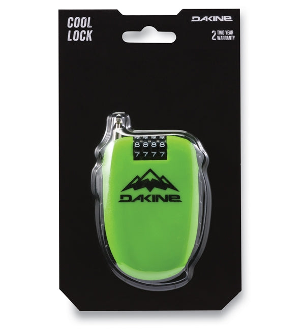 Dakine Cool Snowboard Lock - Green