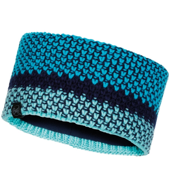 Buff Tilda Curacao Blue Knitted Headband