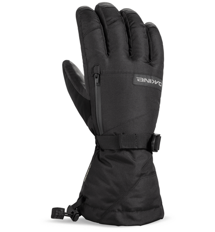 Dakine Black Leather Titan Ski Snowboard Glove