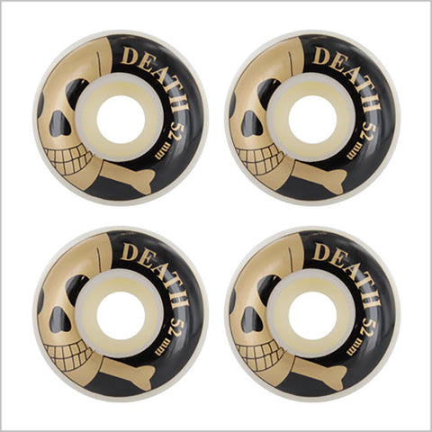 Death Skulls Skateboard Wheels