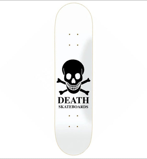 Death OG Skull Skateboard Deck