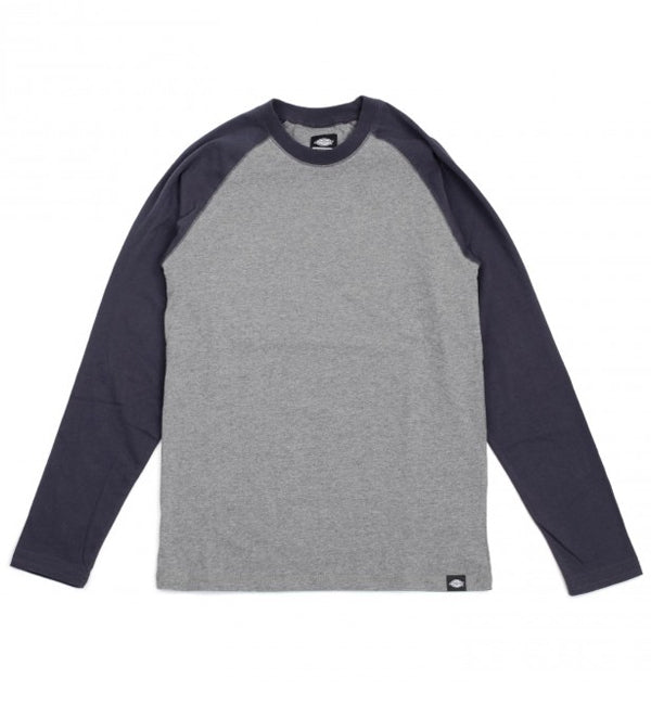 Dickies Lake Worth Longsleeve Top - Dark Navy
