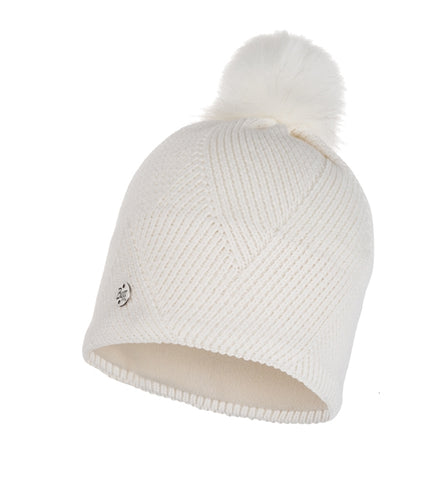 Buff Disa Fog Knitted Hat