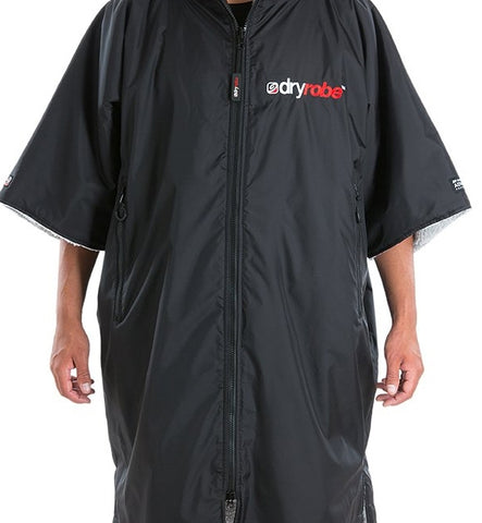 Dryrobe Advance - Black Blue