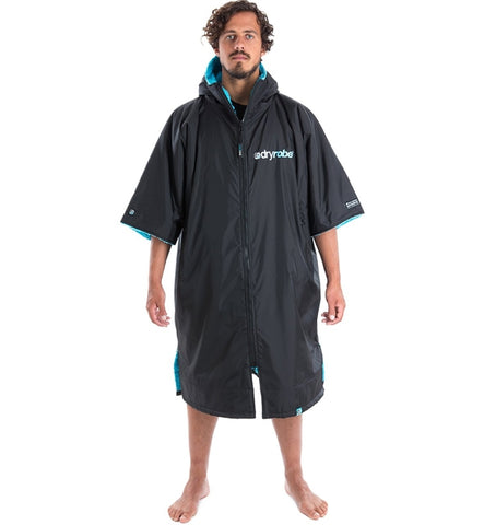 Dryrobe Advance Small - Black Blue