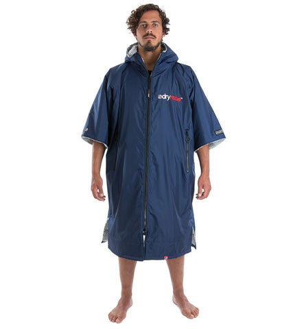 Dryrobe Advance Large - Navy Grey