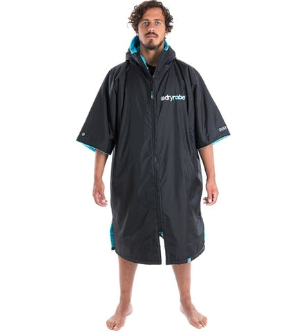 Dryrobe Advance - Black Blue Medium