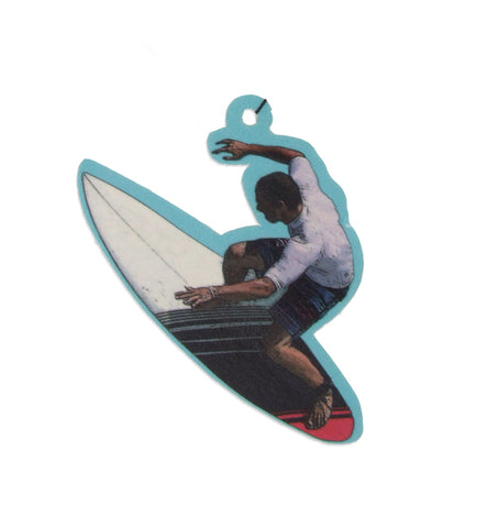 Surfer Car Air Freshener