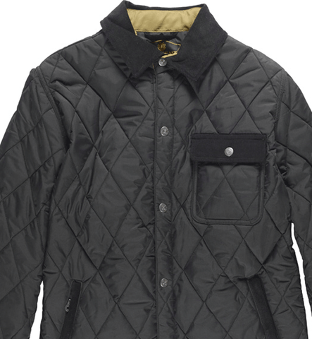 Element Casey Black Jacket