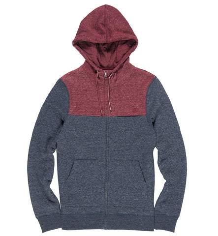 Element Meridian Zip Hooded Sweatshirt