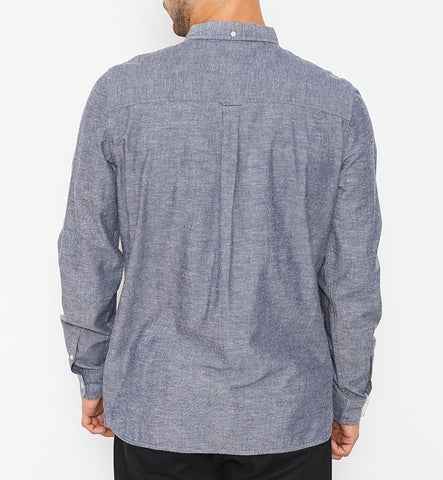 Element Greene Neps Longsleeve Shirt