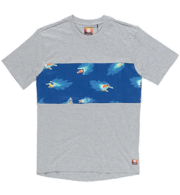 Element Hoffman Panel Short Sleeved Tshirt