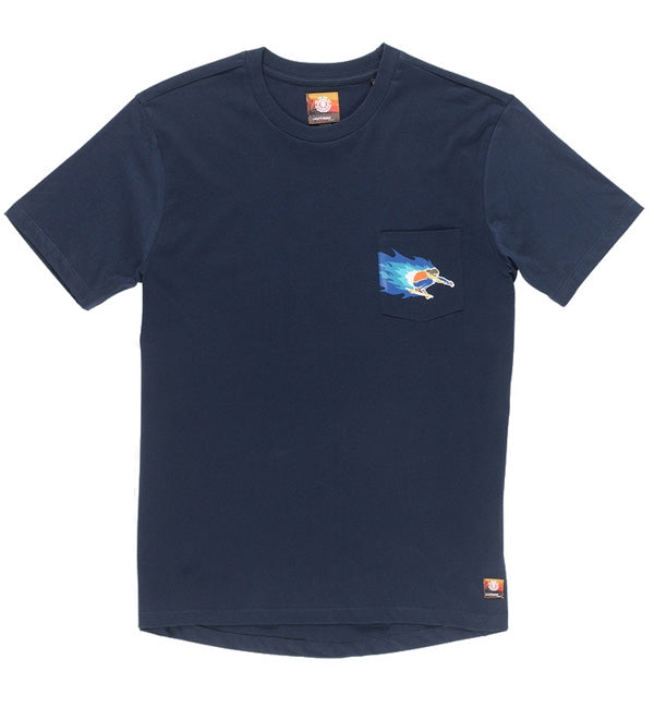 Element Hoffman Pocket Short Sleeved Tshirt