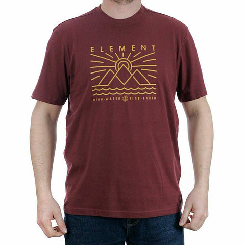 Element Oddie Short Sleeved T Shirt