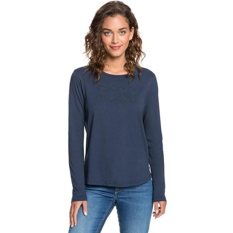 Roxy Red Sunset Long Sleeve T Shirt