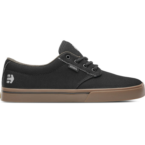 Etnies Jameson 2 Eco - Black Charcoal Gum Shoes