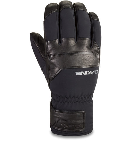 Dakine Excursion Gore-Tex Short Ski/Snowboard Gloves - Black