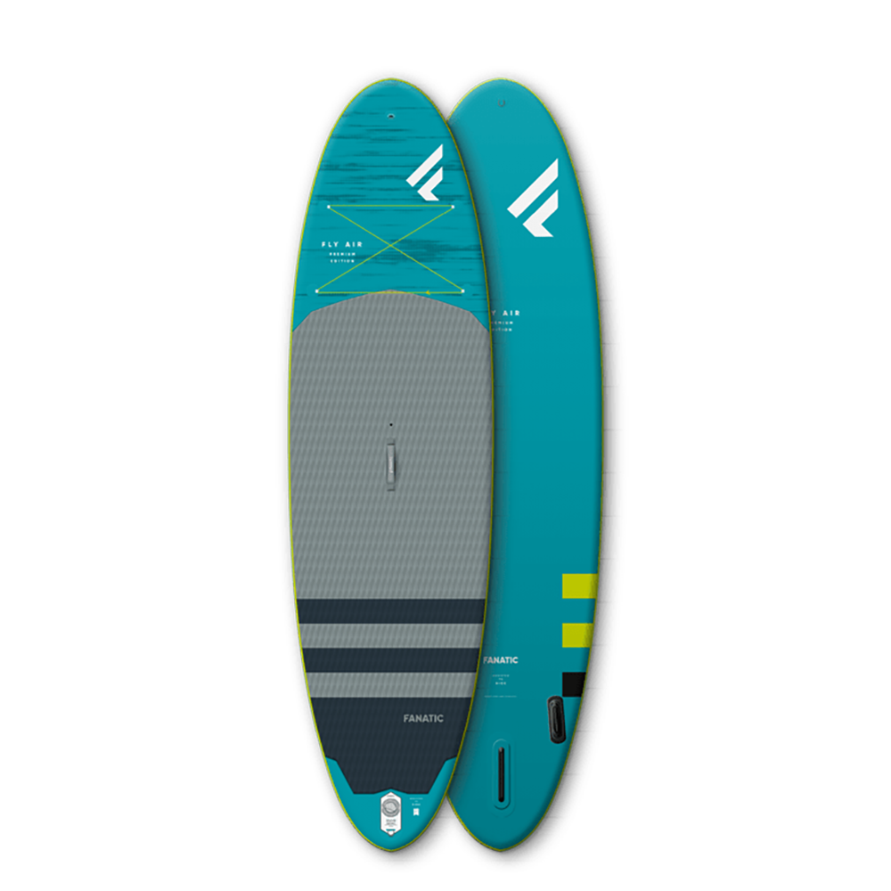 Fanatic Fly Air Premium 10'4 Inflatable SUP Package