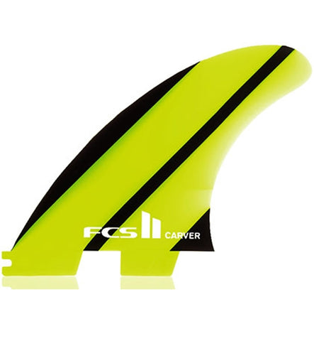FCS 2 Carver Neo Glass Medium Tri Fin Set