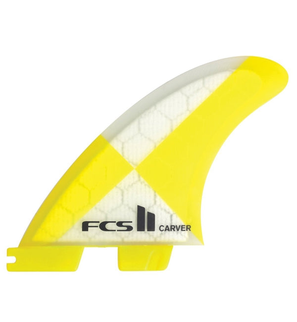 FCS2 Carver Performance Core Large Tri Surfboard Fin Set