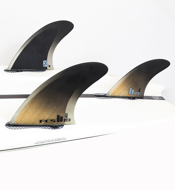 FCS 2 RM Neo Performance Core Twin + 1 XL Fin Set