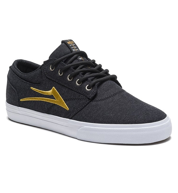 Lakai Griffin - Charcoal Suede Skate Shoes