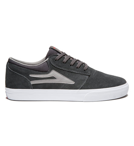 Lakai Griffin Textile - Black Gold Skate Shoes