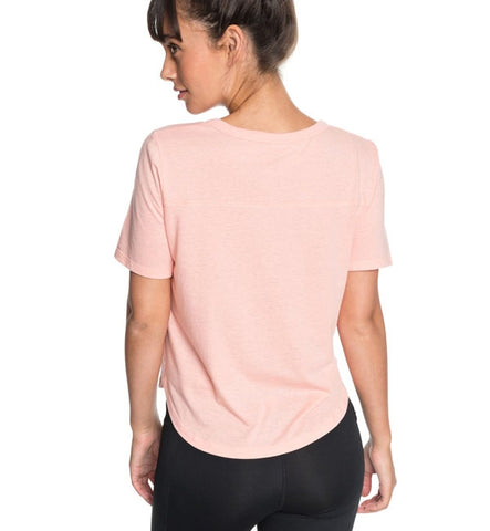 Roxy Hello Winter Short Sleeved T Shirt