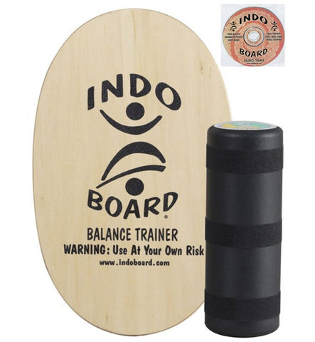 Indo Board Original (with Medium Roller & DVD)