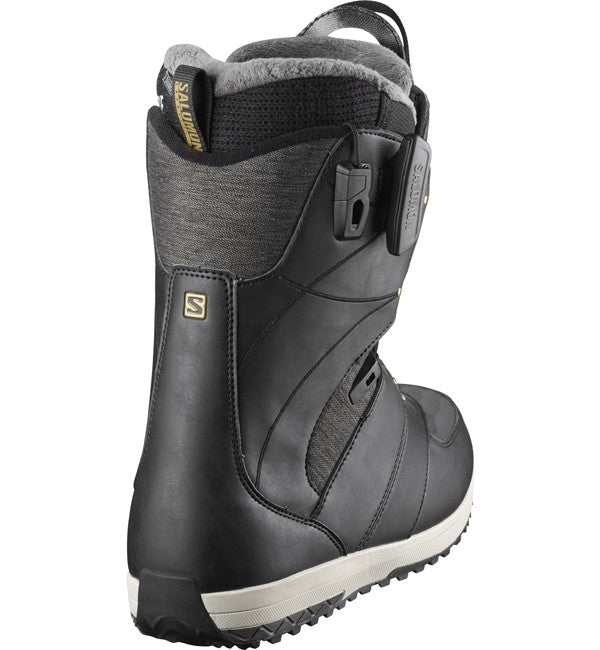 Salomon Womens Ivy Snowboard Boots - Black