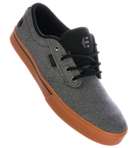 Etnies Jameson 2 Eco Skate Shoes - Grey/Black/Orange