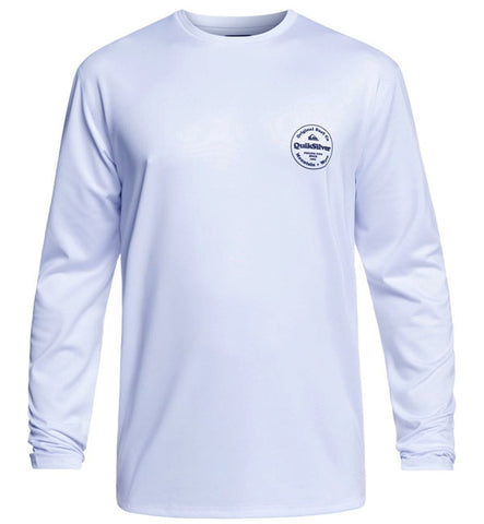 Quiksilver King Tide LS Rash Vest