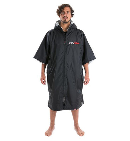 Dryrobe Advance - Small Black Grey