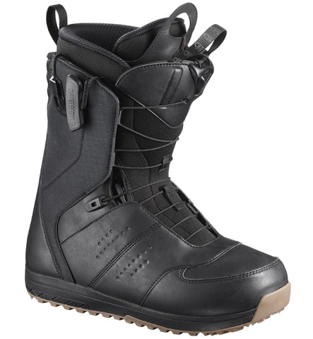 Salomon Launch Snowboard Boots - Black