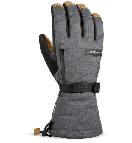 Dakine Carbon Leather Titan Ski Snowboard Glove