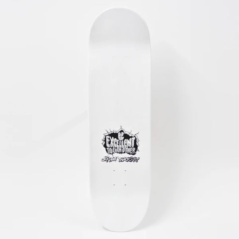 "Lovenskate Excellent Adventure Jordan Thackery 8.8"" Deck"