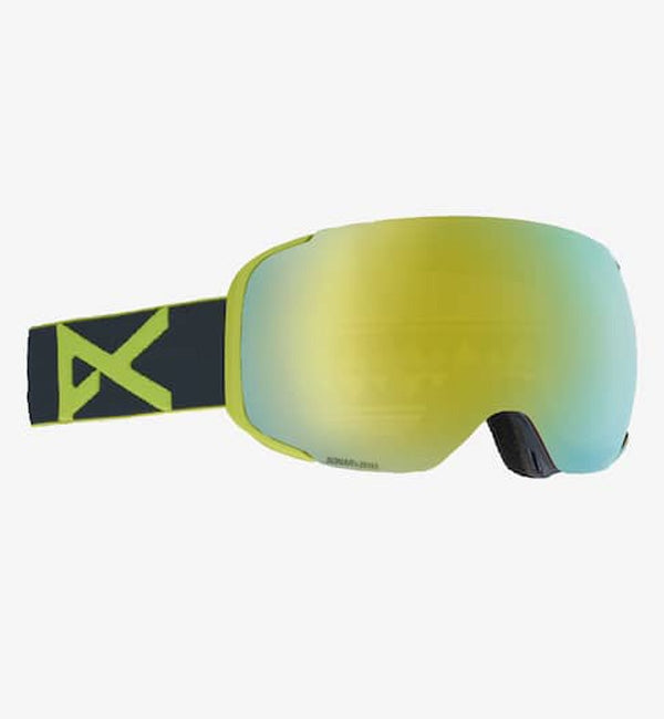 Anon M2 Snow/Ski Googles  - Gray/Sonar Bronze