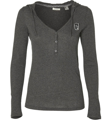 O'Neill Womens Marly Long Sleeve Top
