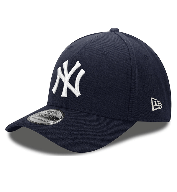 New Era 39Thirty Navy New York Yankees Cap