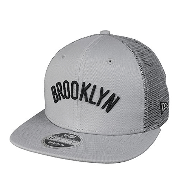 New Era 9Fifty Mesh Brooklyn Nets - Team Colour