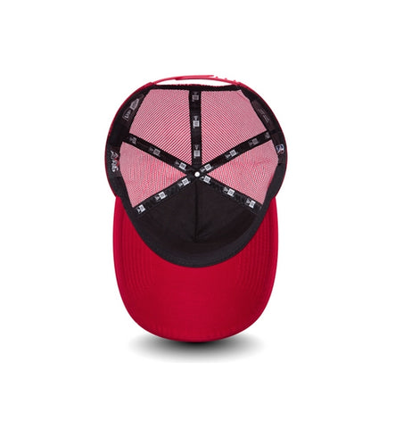 New Era Chain Stitch Chicago Bulls Adjustable Snap Back
