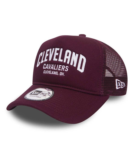 New Era Chain Stitch Cleveland Cavaliers Adjustable Snap Back