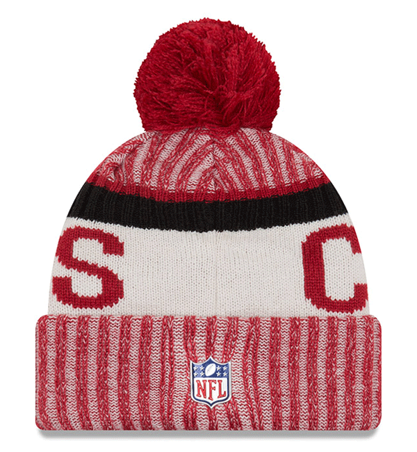 New Era Sport Knit Beanie - Arizona Cardinals