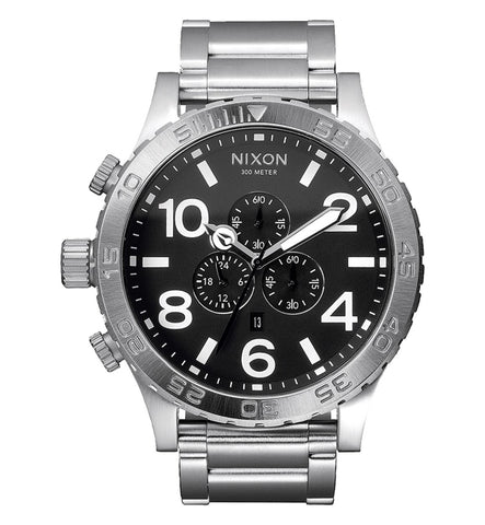 Nixon 51-30 Chrono Black Watch