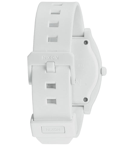 Nixon Time Teller P - Matte White Watch