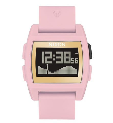 Nixon Base Tide Watch - Soft Pink Gold